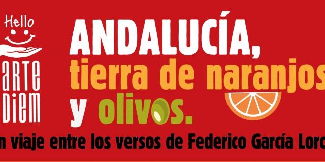 LEZIONE APERTA DI LINGUA E CULTURA SPAGNOLA_ Andalucía, tierra de naranjos y olivos